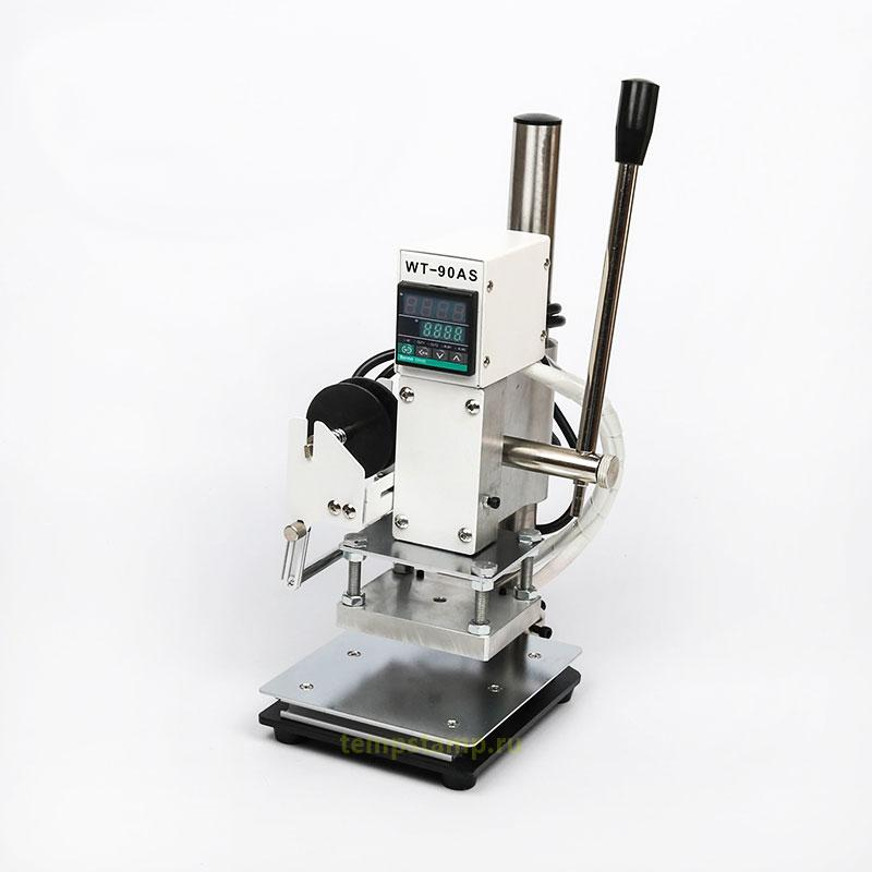 """Thermopress with digital temperature controller"""
