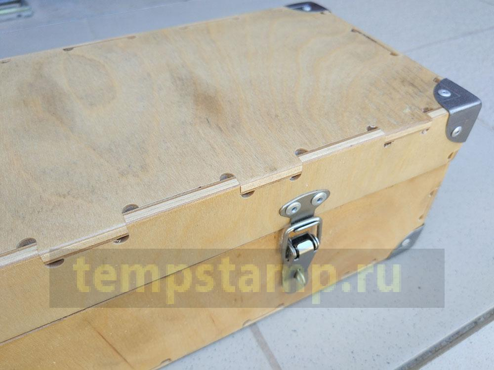 """Plywood box for heater TA2-500"""