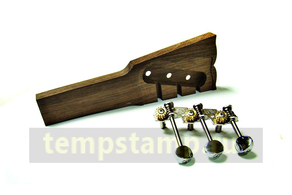 """""""Manufacture of Headplate of musical instruments"""""""