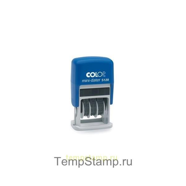 COLOP S 120 Mini-Dater