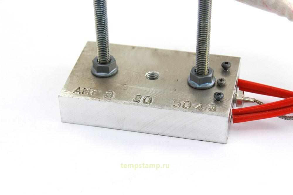 Hot stamp with digital controller
