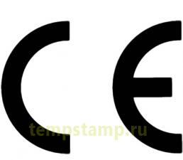 Stamp of the European CE Mark of Conformity