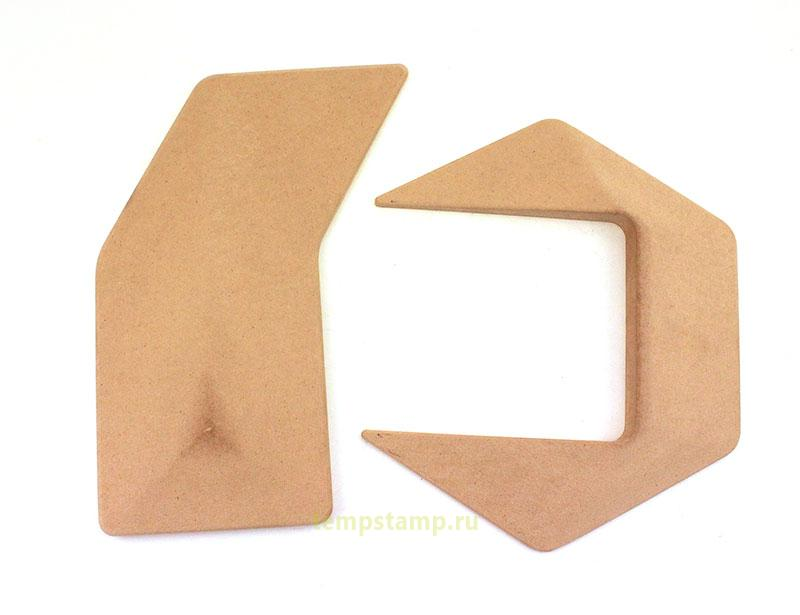 Master model of MDF for silicone matrices