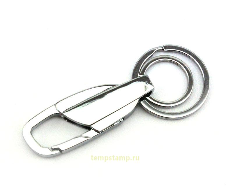 Snap hook keychain