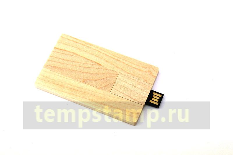 """""""16GB Wooden USB Flash Drive for laser engraving"""""""