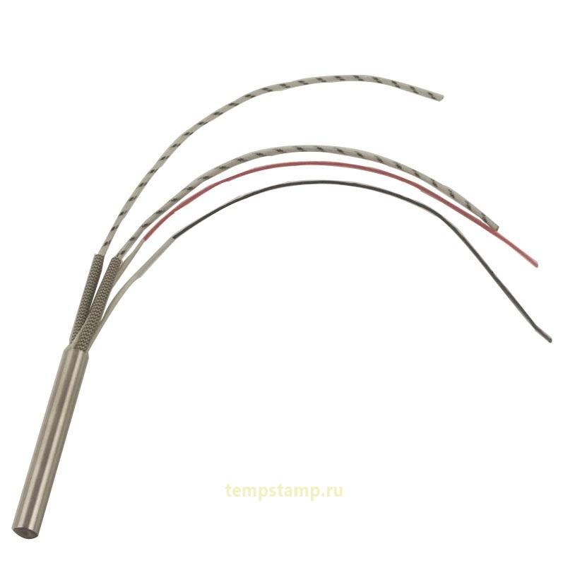 Cartridge heater with thermocouple 10 mm, 220 V